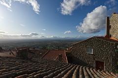 Roofs of Monsanto (lebre.jaime) Tags: portugal beira monsanto roof landscape cloud sky digital fullframe ff fx nikon d600 nikkorafs1735f28d affinity affinityphoto