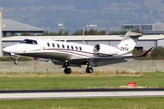 G-ZNTH_01 (GH@BHD) Tags: gznth learjet lj75 learjet75 zenithaviation belfastcityairport bhd egac bizjet corporate executive aircraft aviation