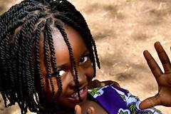 Senegal- Ethiolo (venturidonatella) Tags: africa senegal portrait ritratto people persone gente gentes colori colors nikon nikond500 d500 sorriso smile children bambini look sguardo gioco scherzo trccine ethiolo kedougou