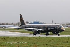 EMB195-E2 PR-ZIQ EMBRAER (shanairpic) Tags: jetairliner passengerjet emb195 embraer195e2 shannon prziq