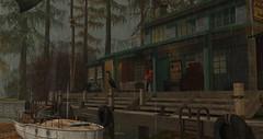 'Rainbirds' - 4Oct2019 (Diptheria Glas) Tags: virtualphotography virtualworlds secondlife sl villabaldeney