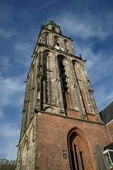 Martinikerk / Martinitoren (Karyatis) Tags: holland church netherlands catholic groningen protestant iconoclast gothic martini stmartin karyatis