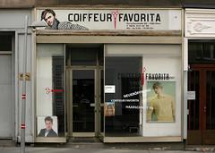 COIFFEUR FAVORITA (Wolfgang Bazer) Tags: coiffeur friseur frisör friseurladen friseursalon frisiersalon frisörladen hairdressing salon hairdresser hairdressers shop favoritenstrase wieden wien vienna österreich austria