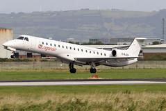 G-RJXH_12 (GH@BHD) Tags: grjxh embraer erj erj145 erj145ep loganair belfastcityairport bhd egac regionaljet aircraft aviation airliner log lm