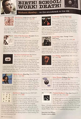 Richard Hawley contribution to Record Collector Magazine December 2019 (boloveselvis) Tags: loiswilson wilson lois elvis echo bunnymen syd barrat duane eddy jimi hendrix lps lp records reccomended soundtrack velvet underground rufus thomas twangy guitar