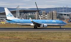 KLM PH-BCB, OSL ENGM Gardermoen (Inger Bjørndal Foss) Tags: phbcb klm boeing 737 osl engm gardermoen