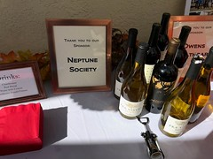 Neptune Society of Northern California Chico, CA - Participates in Country Village Benefit for Handi-Riders Therapeutic Horseback Riding Center