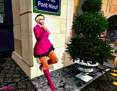 Memoires de Paris (Biatch Fenwitch) Tags: paris smoking memories exploring