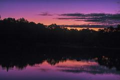 The Early Morning Sunrise Reflection (Thomas Vasas Photography) Tags: landscapes scenics sunrises travel lakes parks ponds coopercreekpark columbus georgia