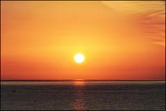 Just Another Sunrise   Blanes, Catalonia (Flemming J. Gade) Tags: sunrise sun sky mediterranean sea blanes catalonia