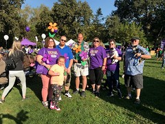 Neptune Society of Northern California Chico, CA - Participates in Local Alzheimer's Fundraising Walk