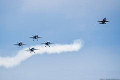 2019.10.27.6384 Blue Angels V (Brunswick Forge) Tags: 2019 florida grouped day cloudy air sky clear airshow usn navy usnavy f18 jet blueangels autumn nikond750 nikkor200500mm fx aviation jets fighters jacksonville jacksonvillebeach jaxbeaches planes airplanes favorited commented