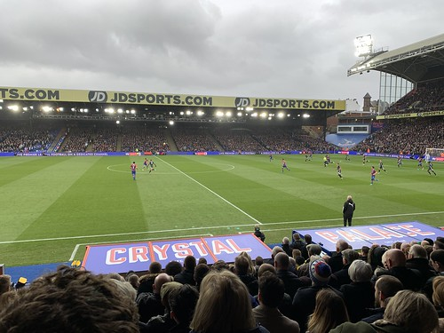Crystal Palace 0 - 2 Leicester City