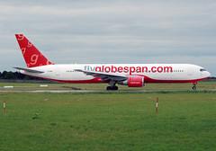 G-CDPT Boeing 767-319ER (Irish251) Tags: dub dublin airport boeing eidw