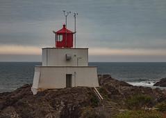 Amphitrite Point Lighthouse - Tofino, BC (Photos_By George) Tags: lighthouse tofino canada vancouverisland britishcolumbia