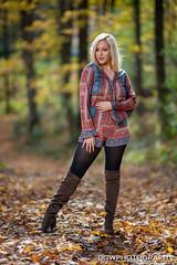 Jessica (dgwphotography) Tags: 105mmf14e nikond5 portrait bokeh autumn fall foliage