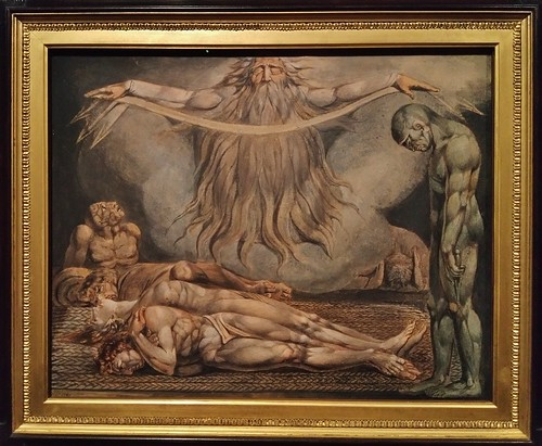...At The William Blake Exhibition @ Tate Britain...