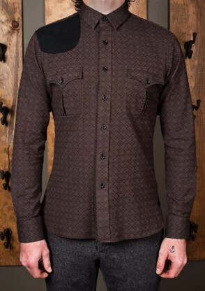 victorian mens shirt