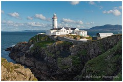 Fanad Lighthouse (Mark Edgar) Tags: ireland lighthouse bluesky ocean sea atlantic loughswilly fanadhead donegal fanadlighthouse