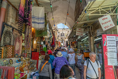 A bazaar in Jerusalem, Israel (Peter.Stokes) Tags: awayfromitall buildings city colour colourphotography cruise history holiday israel jerusalem landscape outdoors photo photography sea vacations water