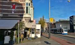 Keizer boven Keyzer (Peter ( phonepics only) Eijkman) Tags: amsterdam city combino gvb pietkeizer kampseedorf ajax tram transport trams tramtracks trolley rail rails strassenbahn streetcars nederland netherlands nederlandse noordholland holland