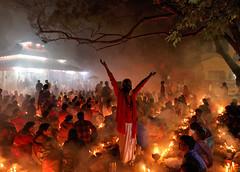Rakher upobas - Fasting Festival (Sabina BD) Tags: rakher upobas dhaka bangladesh barodi narayanganj fasting festival hinduism loknath mandir