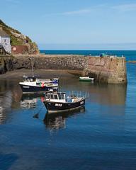 Fishing Boats (Brian Dunning) Tags: fishingboats porthgain pembroke wales canon eos5dmarkiii ef24105mmf4lisusm