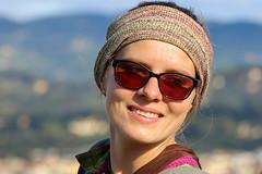 Semplicemente un sorriso (MaOrI1563) Tags: smile sorriso occhiali firenze florence fascia fasciapercapelli tuscany toscana italia italy denti