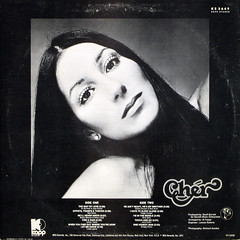 Cher - Back Cover (epiclectic) Tags: 1971 cher backcover epiclectic vintage vinyl record album cover art retro music sleeve collection lp epiclecticcom