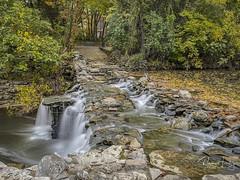 Prairie Creek Falls (dave_hensley) Tags: richardson texas unitedstatesofamerica