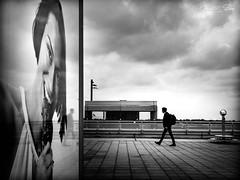 like.ice.in.the.sunshine (grizzleur) Tags: langnese icecream ice cream street streetphotography airport mood sky clouds humanelement stride streetcandid omdstreetphotography olylove olympus olympusomdem5 olympusm17mmf18 düsseldorf dus