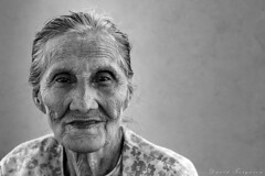 Burmese Lady (Daveoffshore) Tags: burmese lady monochrome greyscale portrait myanmar daveoffshore david ferguson daveoffshorenetscapenet