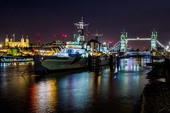 Tower Bridge (jörg_grontzki) Tags: reisefotografie reise travel london leicaq towerbridge hmsbelfast