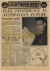 The News - Special Lightburn Section (RS 1990) Tags: vintage lightburn australia australian scan retro newspaper thenews southaustralia november 1961