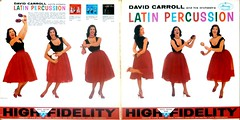 Latin Percussion Full Cover (epiclectic) Tags: 1961 davidcarroll fullcover epiclectic vintage vinyl record album cover art retro music sleeve collection lp