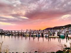 (yiorgosnj) Tags: boat ferry seastreak pier marina newjersey nj sunrise