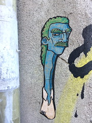 Nute November 2019 (svennevenn) Tags: nute pasteups gatekunst streetart bergen gatekunstbergen streetartbergen