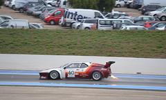 BMW M1 - 1978 (SASSAchris) Tags: bmw m1 10000 tours castellet circuit ricard voiture allemande bavière munich httt htttcircuitpaulricard htttcircuitducastellet endurance 10000toursducastellet paulricard