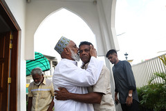Eid Al-Fitr in Sri Lanka (PradeepDambarage) Tags: mosque ramadan islamic fasting colombo srilanka