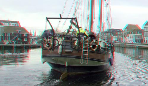 Spaarne Haarlem 3D