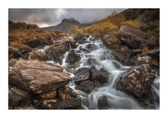 Ogwen Falls (Rich Walker Photography) Tags: canon80d explore uk northwales landscape moody landscapephotography canon waterfall waterfalls mountain ygarn ogwenfalls snowdonia wales