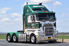 Abletts Transport - Kenworth K200 (Scottyb28) Tags: kenworth k200 truck trucks trucking highway haulage diesel loaded bobtail