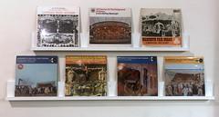 Fairground Selection (Jacob Whittaker) Tags: vinyl vinylrecord records exhibition cover sleeve art aberteifi ceredigion