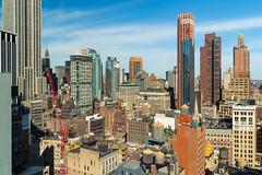 Koreatown (fate atc) Tags: empirestatebuilding koreatown manhattan murrayhill newyork buildings city frommidtown lights skyline