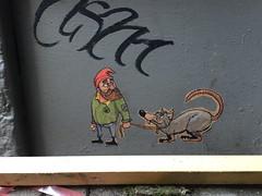 Nute November 2019 (svennevenn) Tags: nute pasteups gatekunst streetart bergen gatekunstbergen streetartbergen extinctionrebellion