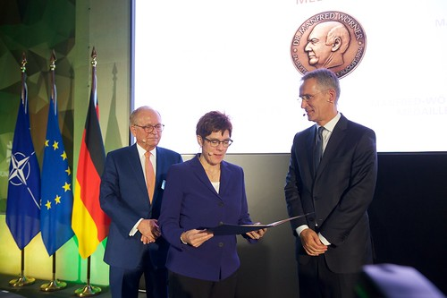 NATO Secretary General visits Germany