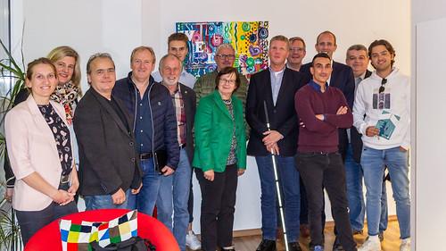 Besuch der VITA Akademie Cloppenburg mit der SPD Cloppenburg.