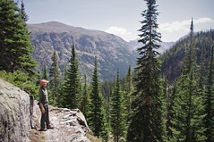 On A Day Hike (michael.veltman) Tags: rmnp rockies rocky mountain park national backpacking loop