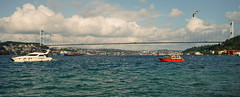 Bosphorus FSM Bridge (meren34) Tags: istanbul bridge bosphorus turkey sea architecture puente bósforo turquía mar arquitectura стамбул мост босфор индюк море архитектура istambul ponte peru arquitetura