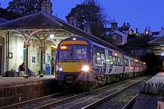 170477 Class 170/4 Turbostar (Roger Wasley) Tags: 170477 class170 turbostar northern trains dmu knaresborough station diesel